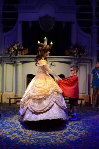Enchanting Tales with Belle