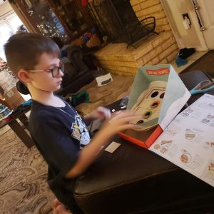 assembling the tinker crate