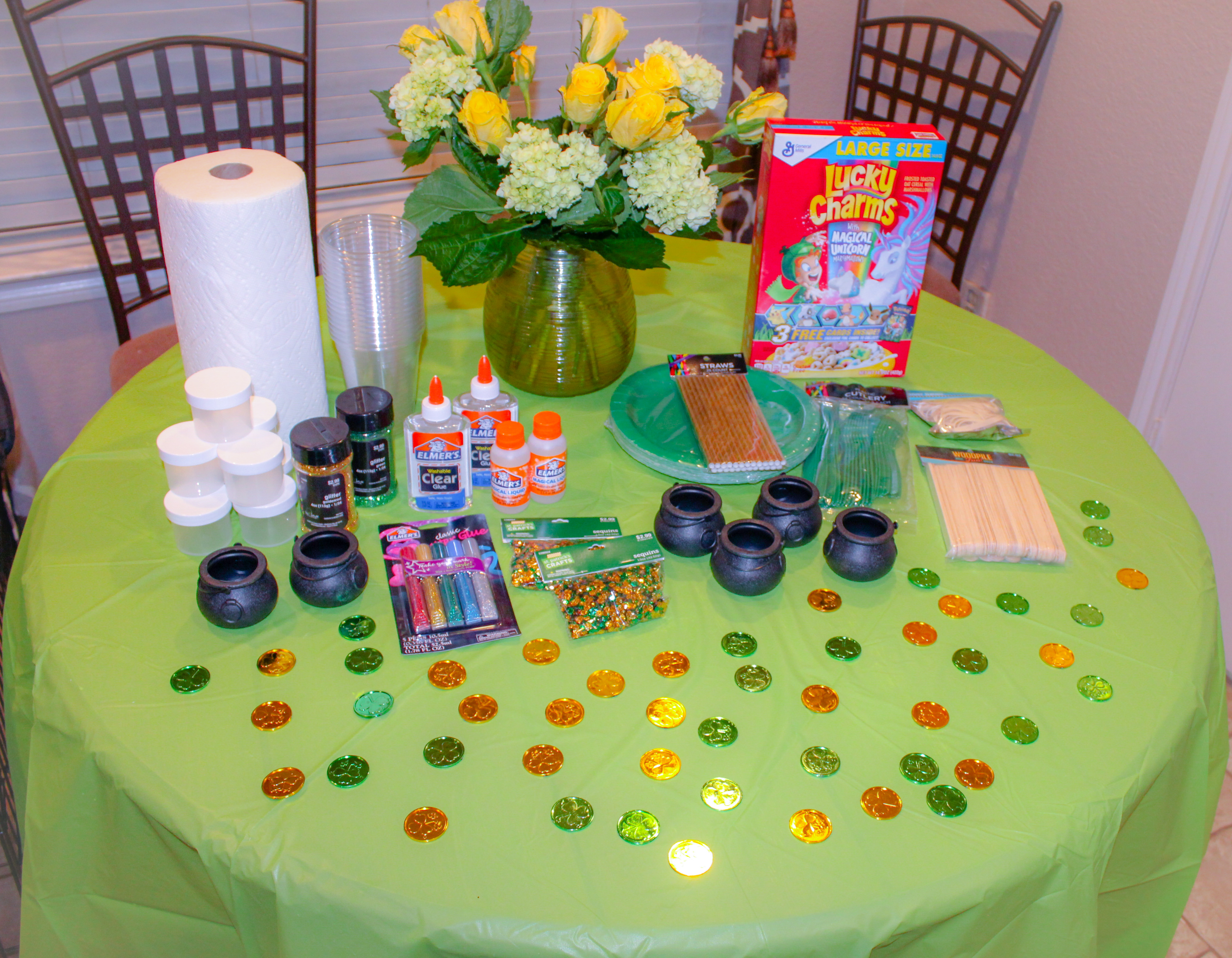 St Patrick's Day Activities Supplies