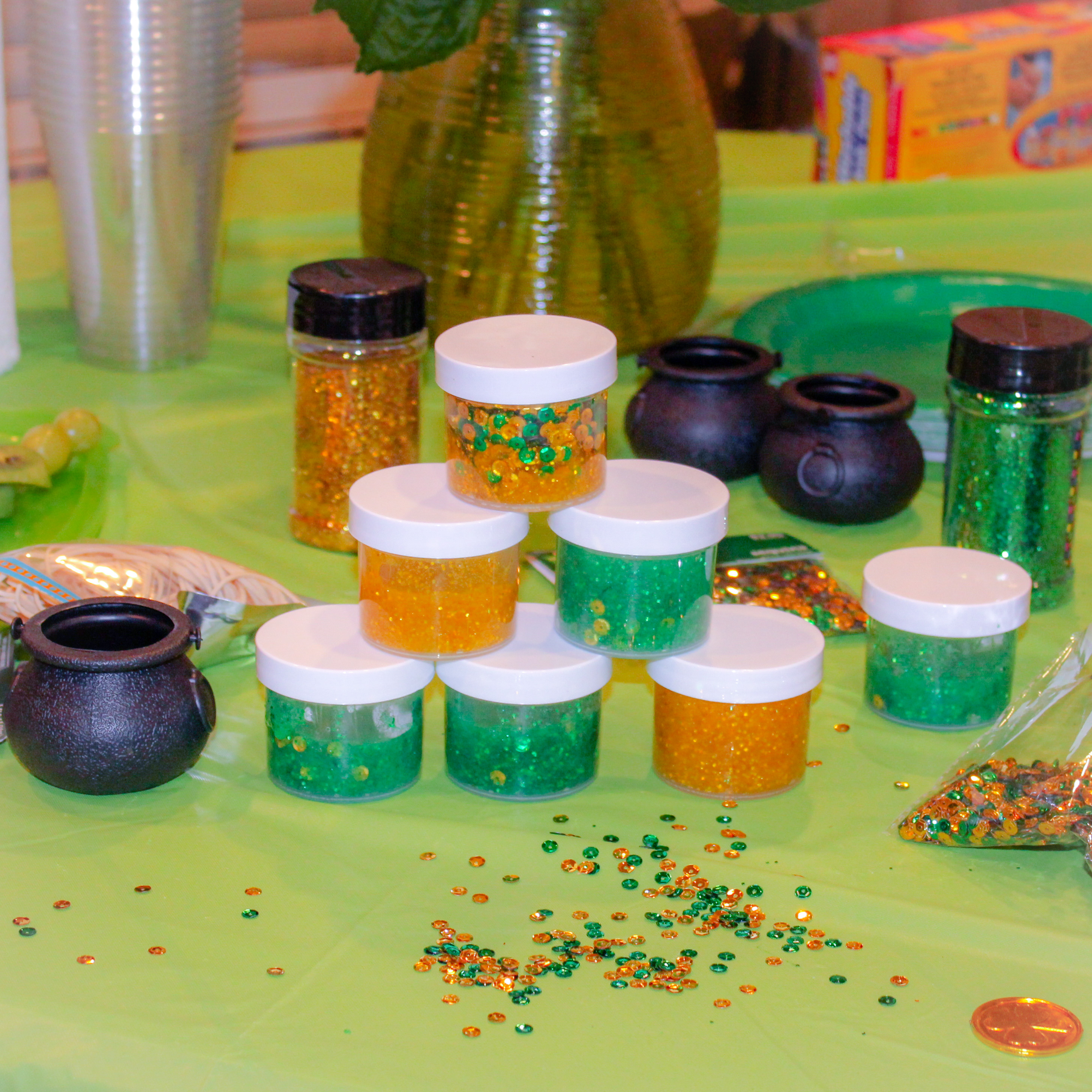 Slime Containers