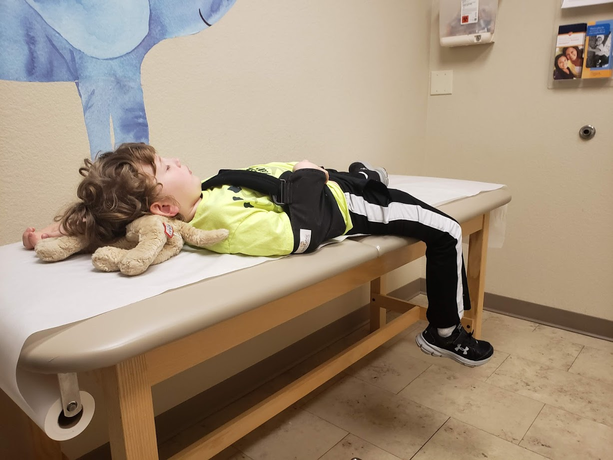 At the doctor AGAIN