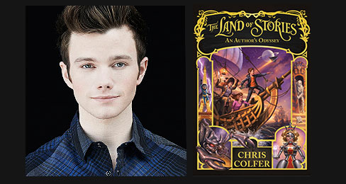 Chris Colfer The Land of Stories